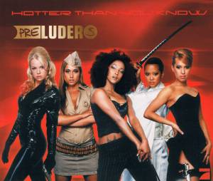 Cover - Preluders: Hotter Than You Know