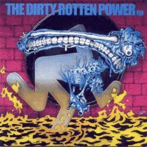 Cover - D.R.I.: Dirty Rotten Power EP, The