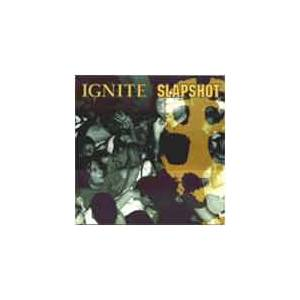 Cover - Ignite: Ignite / Slapshot