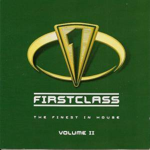 Cover - Kluster Feat. Ron Carroll: Firstclass - The Finest In House Vol. 2