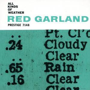 Cover - Red Garland Trio: All Kinds Of Weather