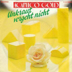 acapulco gold unkraut vergeht nicht 7 1983. Black Bedroom Furniture Sets. Home Design Ideas