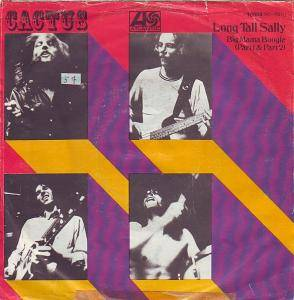 Cover - Cactus: Long Tall Sally