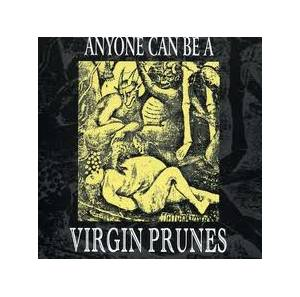 Cover - Limbo: Anyone Can Be A Virgin Prunes