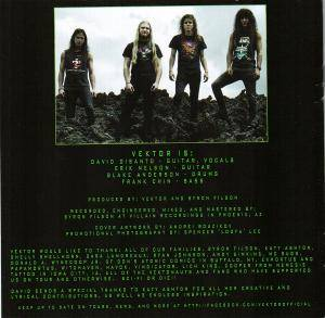 Vektor: Outer Isolation (CD) - Bild 2
