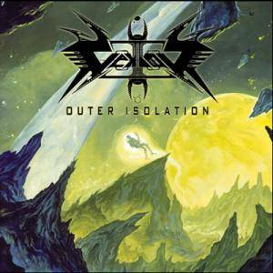 Vektor: Outer Isolation - Cover