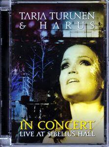 Tarja Turunen & Harus: In Concert Live At Sibelius Hall - Cover