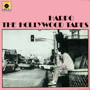 Cover - Harpo: Hollywood Tapes, The