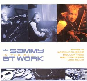 Dj Sammy At Work In The Mix 2 Cd 1999