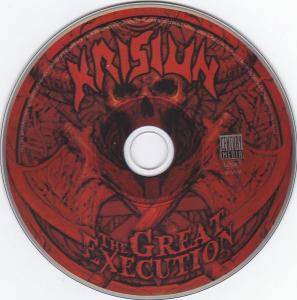 Krisiun: The Great Execution (CD) - Bild 4