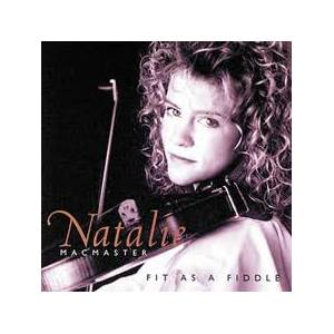 Cover - Natalie MacMaster: Fit As A Fiddle