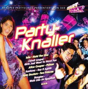 Cover - Technotronic Feat. Felly: Chartboxx - Partyknaller