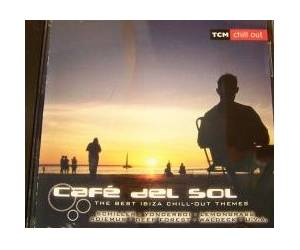 Cover - Dolphin's Mind: Cafe Del Sol