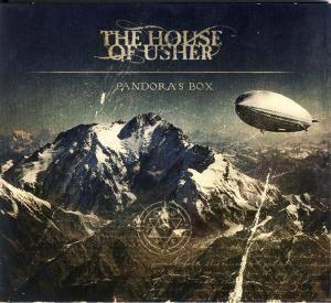 Cover - House Of Usher, The: Pandora's Box