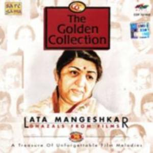 Cover - Lata Mangeshkar: Golden Collection - Ghazals From Films, The