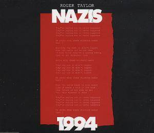 Roger Taylor: Nazis 1994 - Cover