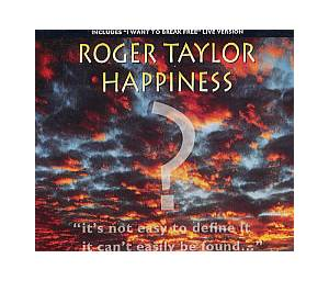 Cover - Roger Taylor: Happiness