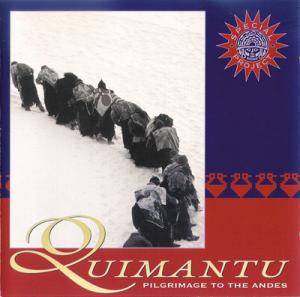 Cover - Quimantu: Pilgrimage To The Andes