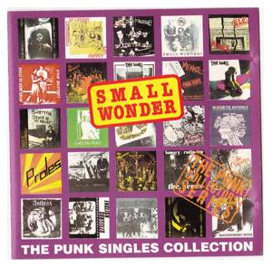 Small Wonder - The Punk Singles Collection (CD) - Bild 1