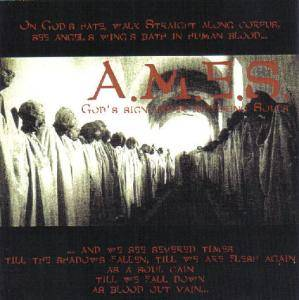 A.M.E.S.: God's Sign Under Suffering Souls - Cover