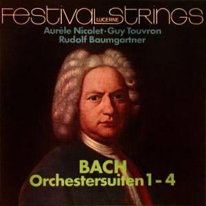 Bach Orchestersuiten