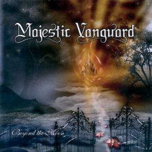 Majestic Vanguard: Beyond The Moon - Cover
