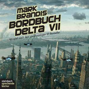 Cover - Mark Brandis: (01) Bordbuch Delta VII