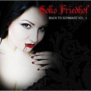 Soko Friedhof: Back To Schwarz Vol. I - Cover