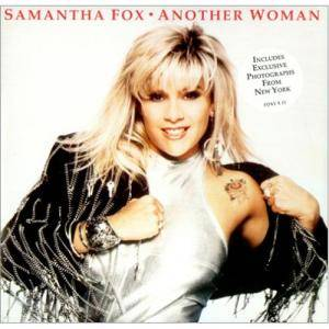 Samantha Fox: Another Woman - Cover