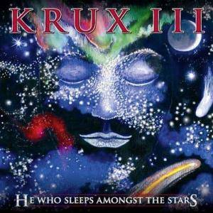 Krux: III - He Who Sleeps Amongst The Stars - Cover