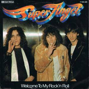Cover - Promises: Welcome To My Rock'n Roll / Baby It's You