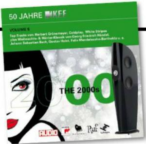 Various Artists/Sampler - Audio 50 Jahre KEF Volume 5: The 2000s