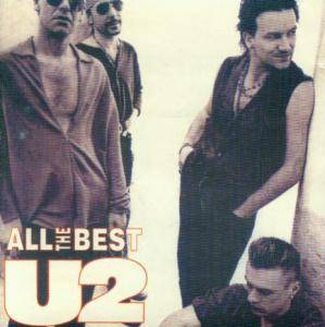U2: All The Best - Cover