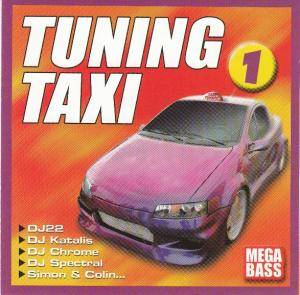 Cover - Z Team: Tuning Taxi 1