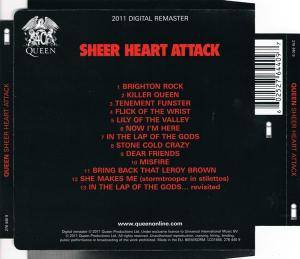 Queen: Sheer Heart Attack (CD) - Bild 3