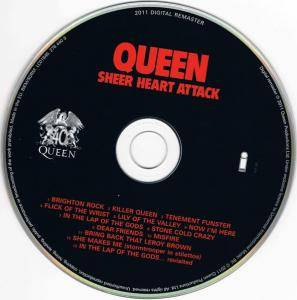 Queen: Sheer Heart Attack (CD) - Bild 5