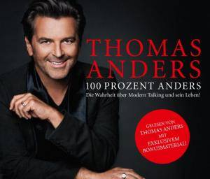Cover - Thomas Anders: 100 Prozent Anders
