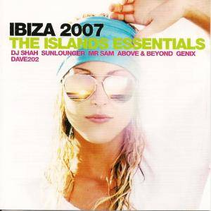 Cover - DT8 Project: Ibiza 2007 - The Islands Essentials