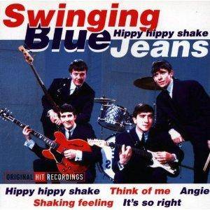 Cover - Swinging Blue Jeans, The: Hippy Hippy Shake