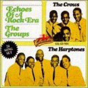 Cover - Crows, The: Crows Meet The Harptones, The