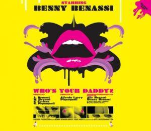 Cover - Benny Benassi: Who's Your Daddy