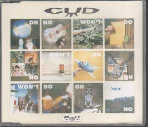 Cover - Cud: Oh No Won't Do