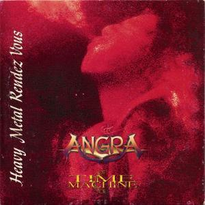 Angra, Time Machine: Heavy Metal Rendez Vous - Cover