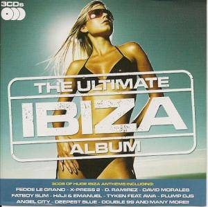Cover - Indo: Ultimate Ibiza Album, The