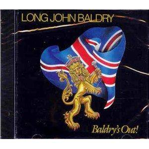 Cover - Long John Baldry: Baldry's Out!