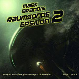 Cover - Mark Brandis: (10) Raumsonde Epsilon 2