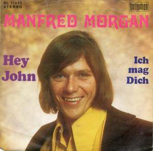 Cover - Manfred Morgan: Hey John