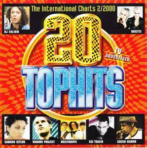 Cover - Prezioso Feat. Marvin: 20 Top Hits Aus Den Charts 2/2000