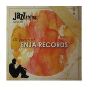 Cover - Susi Hyldgaard: Jazzthing Presents 40 Years Of Enja Records