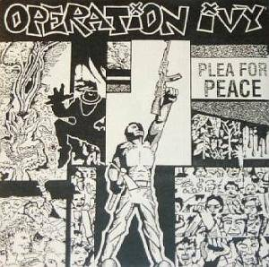 Operation Ivy: Plea For Peace - Cover